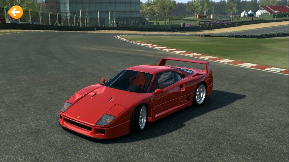 ferrari real racing 3