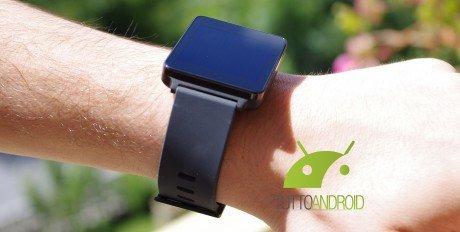 LG G Watch Hardware