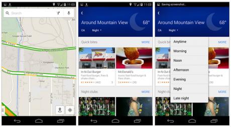 Google maps 8.2 esplora