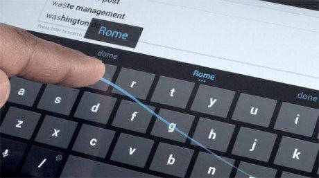 Google swype keyboard 630