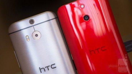 Htc one e8 vs htc one m8  e1406750563566