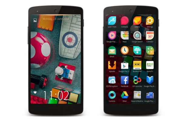 jolla launcher android