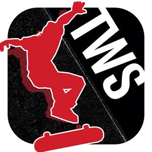 Skater icona