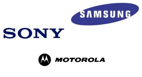 Sony samsung s lcd logo