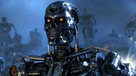 Terminator google skynet