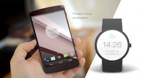 Centro Notifiche Android Wear
