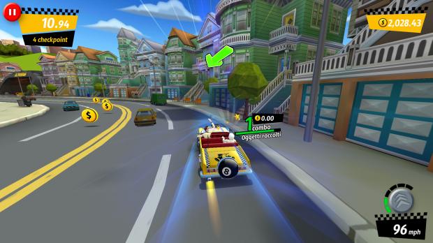 Crazy Taxi-City Rush-2