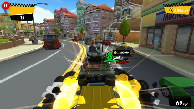 Crazy Taxi-City Rush-3