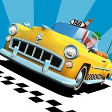 Crazy Taxi-City Rush-icona
