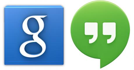 Google Search ed Hangout