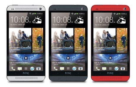 HTC one Colors 1