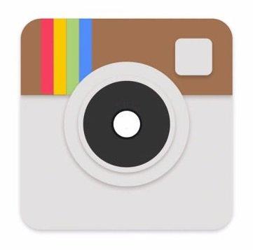 Instagram Material Design