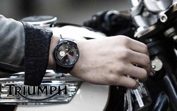 LG G Watch R
