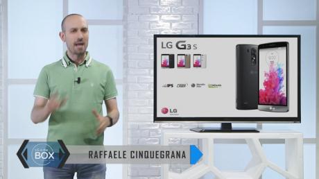 LG G3 S Italia