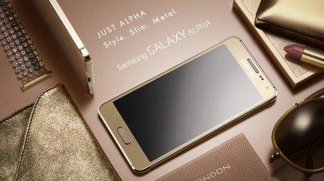 Samsung Galaxy Alpha3