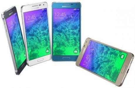 Samsung Galaxy Alpha4