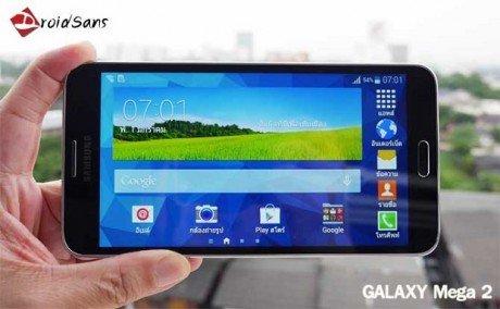 Samsung Galaxy Mega 22