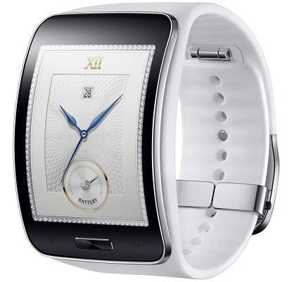 Samsung Gear S Pure White 21
