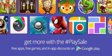 Sconti Play Store