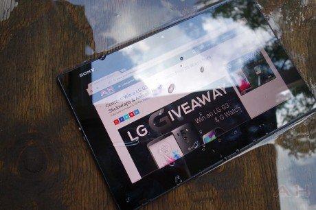 Sony Xperia Z2 Tablet Verizon AH 11