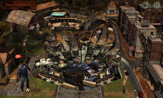 The Walking Dead Pinball-2