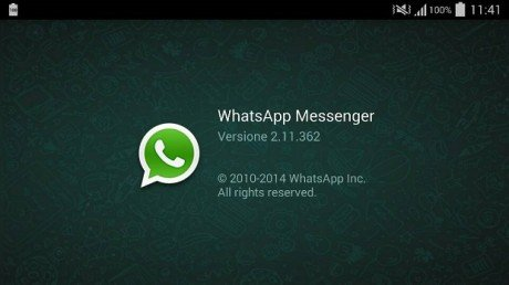 WhatsApp 2.11.362