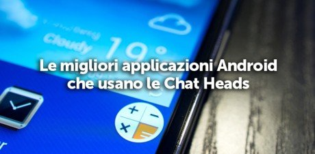 App Chat Heads