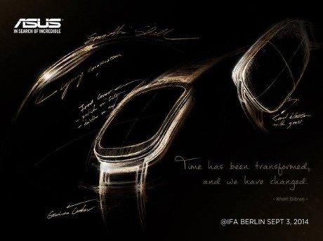 Asus smartwatch teaser 2