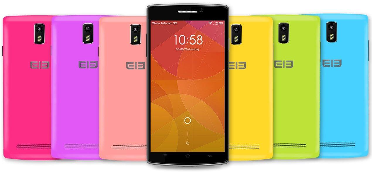 Elephone G5: un clone del OnePlus One direttamente dalla Cina