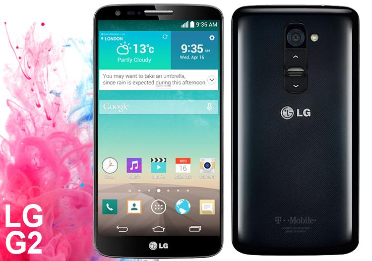 LG G2 Ricevera Linterfaccia Di G3 Android L In Seguito