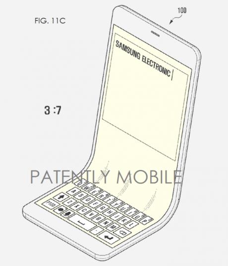 Samsung flexible display patent 3 710x826