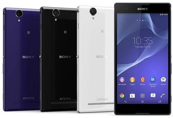Android 4.4 Sony-Xperia-T2