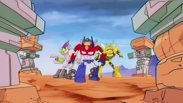 Angry Birds Transformers Video