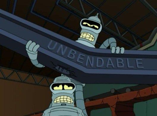 Bender-Unbendable