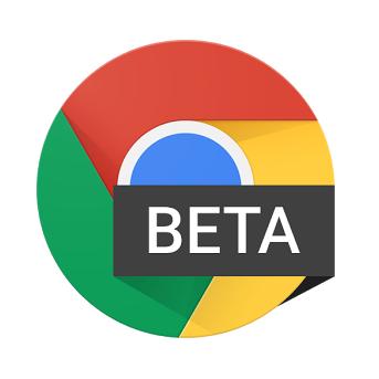 Chrome Beta 38