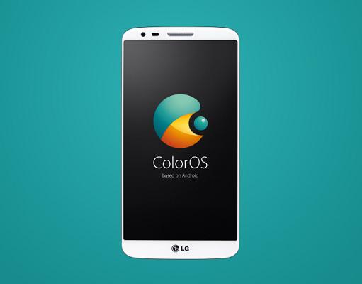 Color OS LG G2