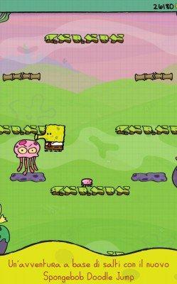 Doodle Jump Spongebob-1