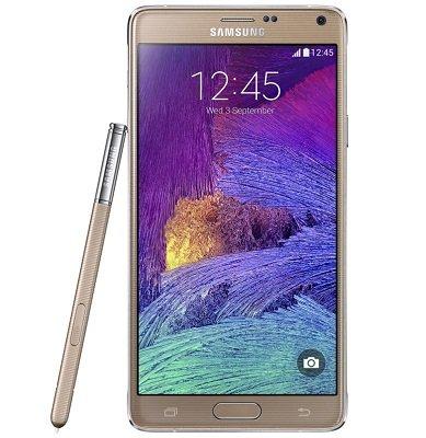 Galaxy note 4 SM-N910_Bronze-Gold