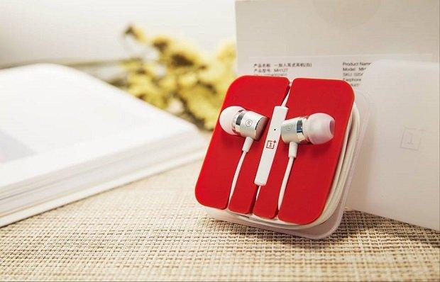 OnePlus Silver Bullet Earphones cuffie