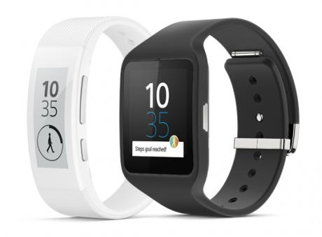 Sony Smartwatch 3 e Smartband Talk ufficiali
