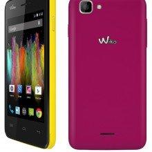 Wiko_KITE_yellow_3quart