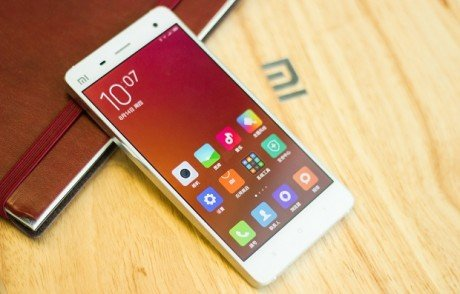 Xiaomi Mi4 with MIUI6 3