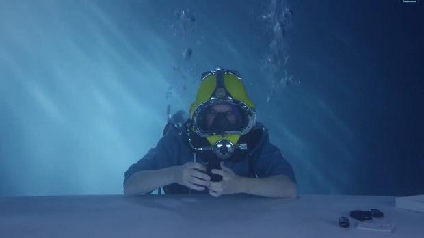 Xperia Z3 Unboxing acqua