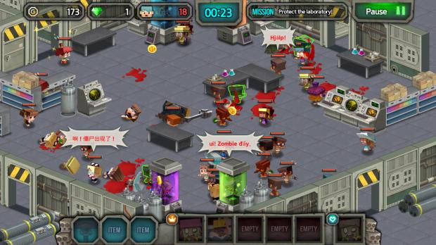 Zombie Virus-3