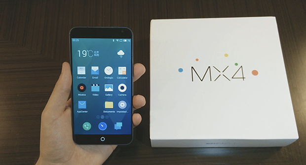 Meizu mx4 firmware download