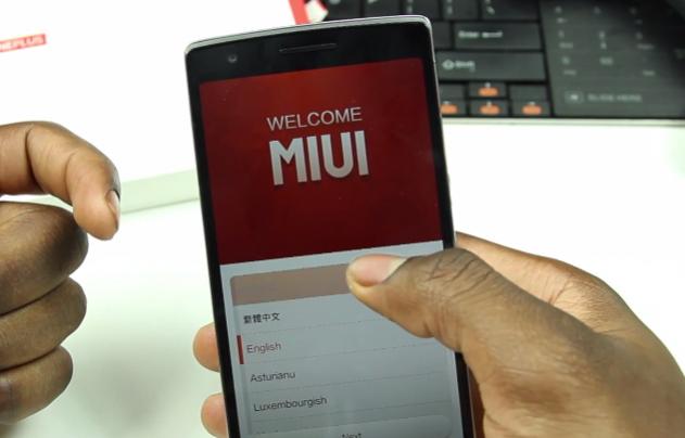 MIUI v5 per OnePlus One: guida all'installazione