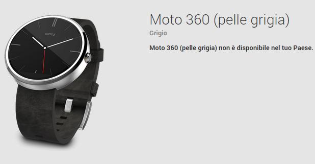moto 360 play store