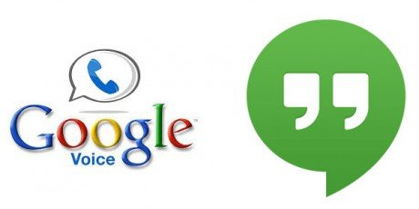 Receive google voice calls with hangouts