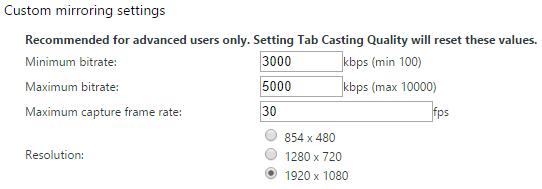 tab-casting