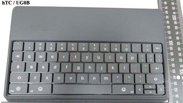 tastiera nexus 9